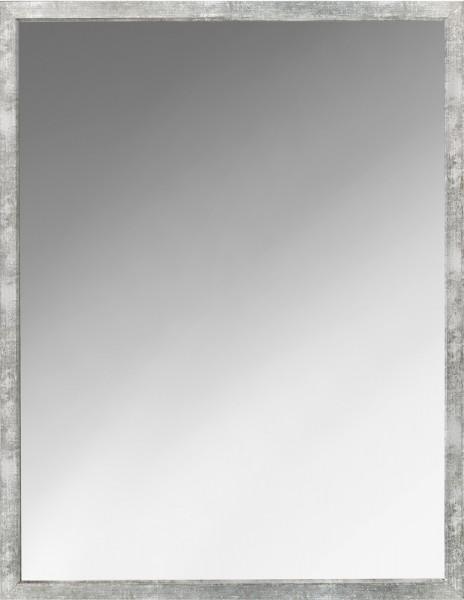 Spiegel mit Rahmen 70/90 altsilber