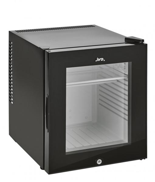 Minibar Mit Glastür 30 L Geräuschlos