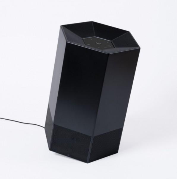 Luftreiniger Shield black