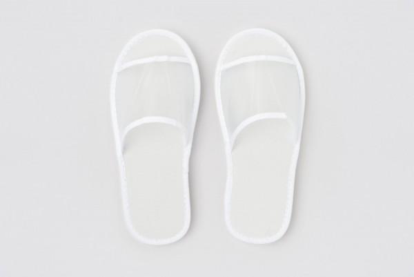 Palma Spa Slipper weiß Größe 28,2 cm