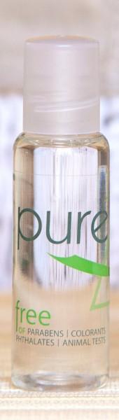 Pure Flakon 35 ml Haar Shampoo transparent