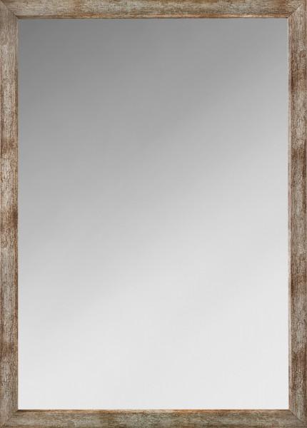Spiegel mit Rahmen 50/70 antrazit
