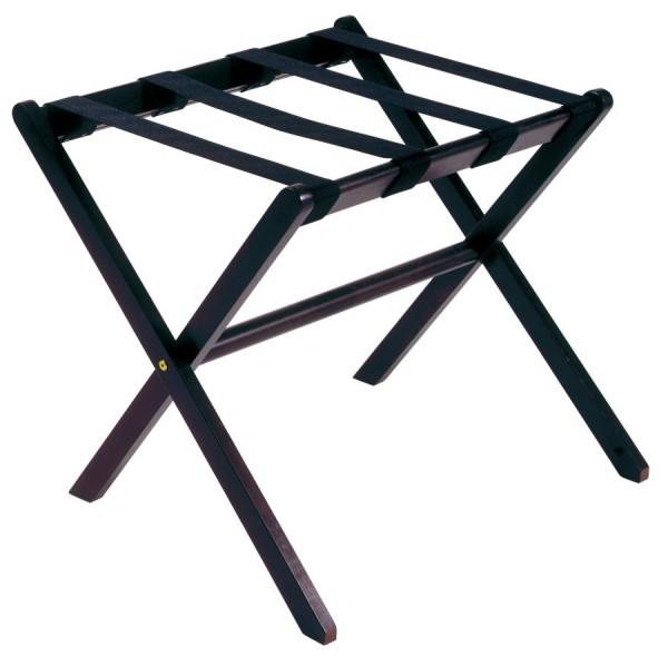 Kofferbock Holz schwarz