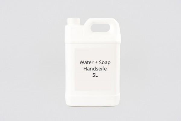 Water u. Soap, Handseife Kanister 5 L VPE 4