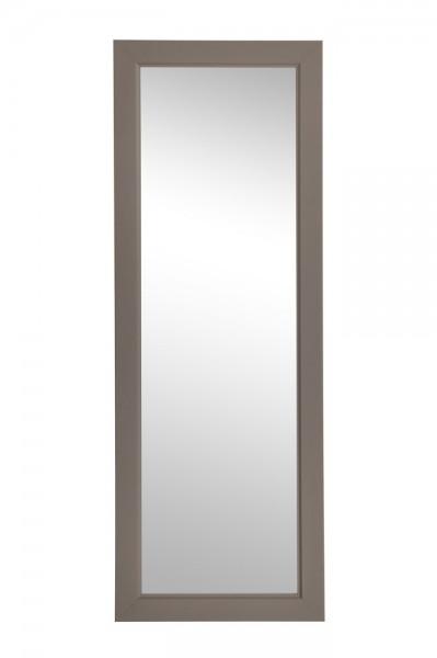 Spiegel mit Rahmen 50/140 braun