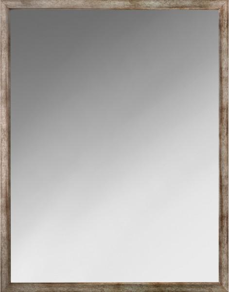 Spiegel mit Rahmen 70/90 antrazit