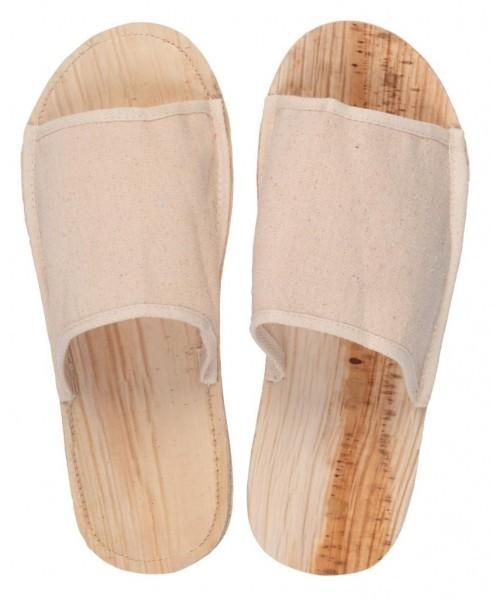 Leaf Comfort Slipper offen 2-lagig