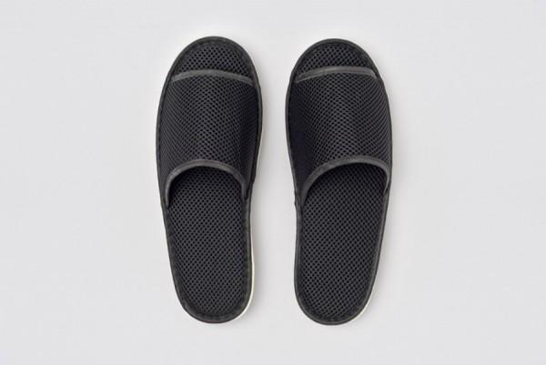 Rio Slipper offen schwarz Größe 28,5 cm