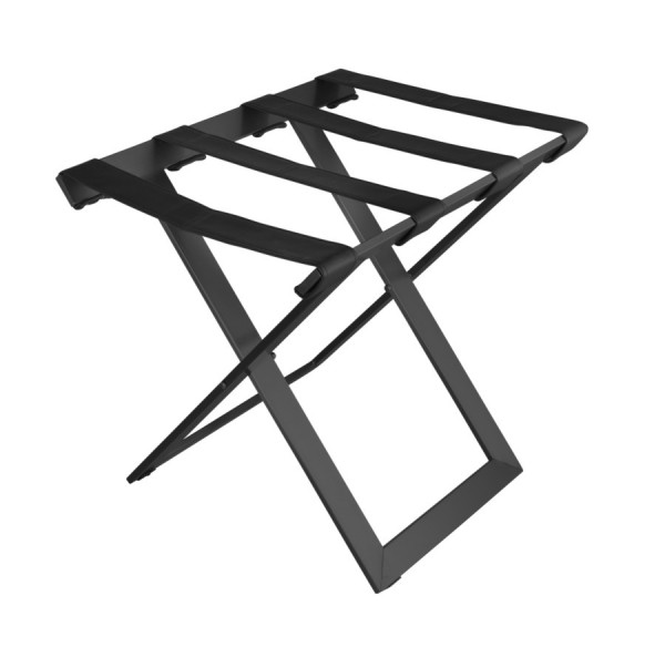 Kofferbock Design Metall Schwarz