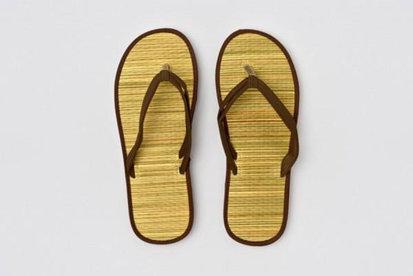 Bambus Flip-Flop Größe 28,5 cm