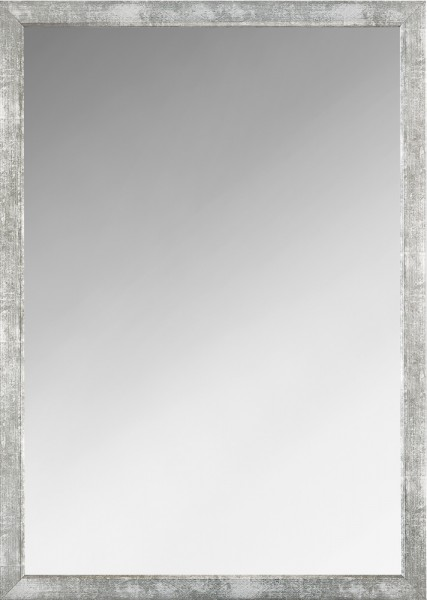Spiegel mit Rahmen 50/70 altsilber