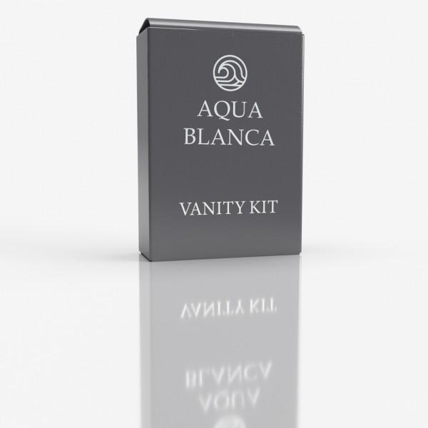 Aqua Blanca Vanity Set