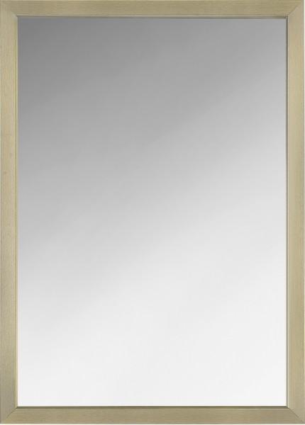 Spiegel mit Rahmen 50/70 altgold
