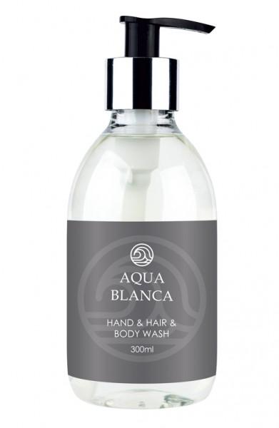 Aqua Blanca Hair Hand & Body Gel 300 ml