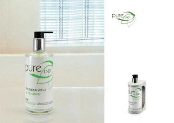 Pure Hair u. Body Shampoo 350 ml