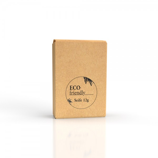Eco Friendly 12gr Seife
