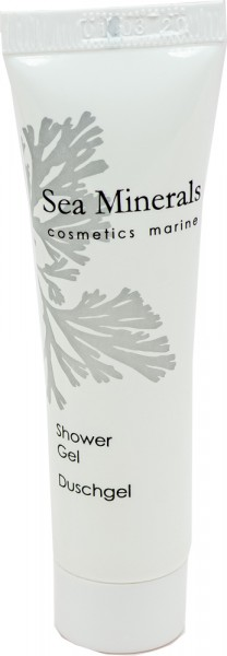 Sea Minerals Shower Gel 25 ml