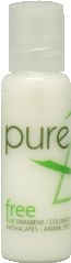 Pure Flakon 35 ml Body Milk transparent