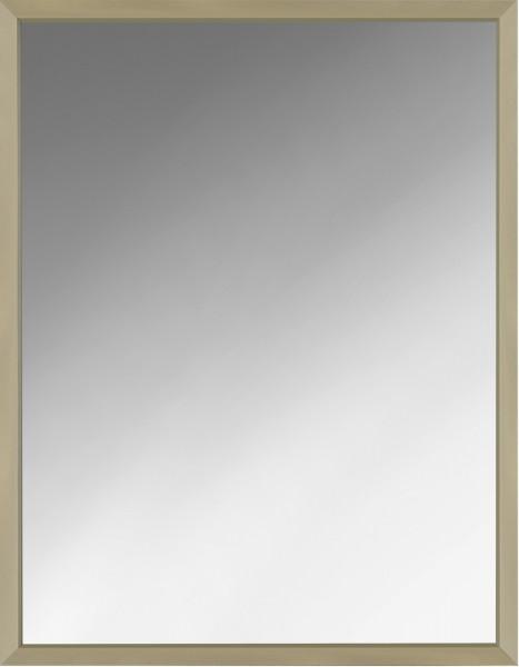 Spiegel mit Rahmen 70/90 altgold