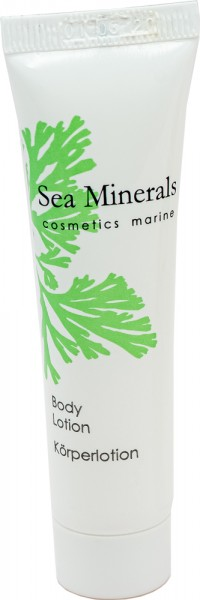 Sea Minerals Body Lotion 25 ml