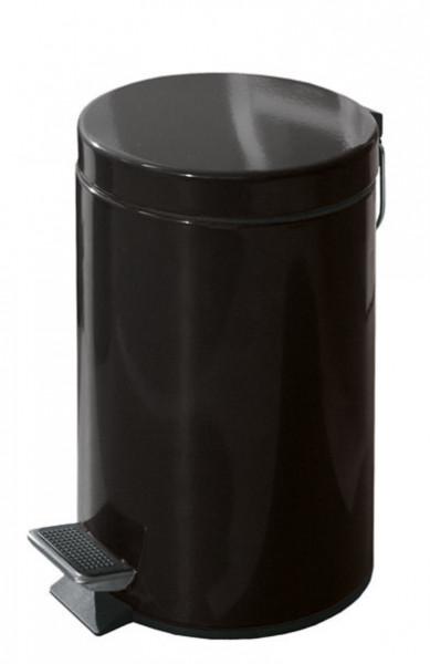 Jump Kosmetikeimer 3 liter mit Antirutschring Schwarz